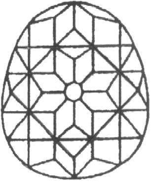 Net of the Beau Sancy Diamond