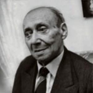 Olof Aschberg in later life