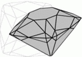 Peruzzi Cut Diamond