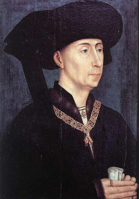 Philip the Good - Duke of Burgundy - 1396-1467