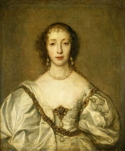 Henrietta Maria - 1638