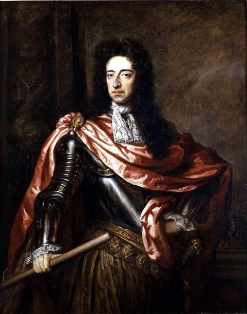 Portrait of William III, Prince of Orange (1650-1702), Stadtholder of Netherlands (1672-1702) and the King of England, Scotland and Ireland (1689-1702)
