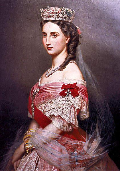 Princess Carolta of Belgium