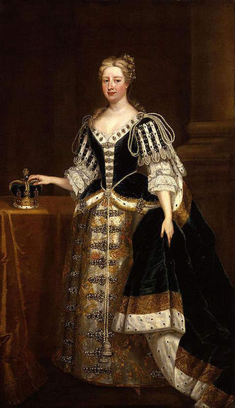 Caroline of Brandenburg Ansbach - Queen Consort of King George II