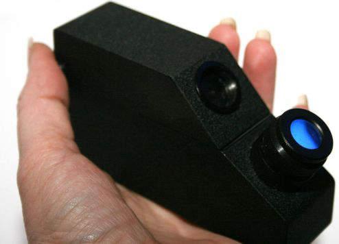 Portable Refractometer for testing gemstones