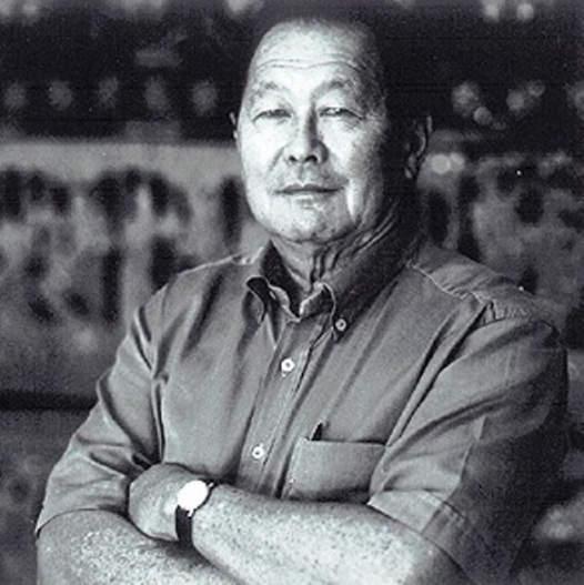 Robert Wan, father of the Tahitian Pearl