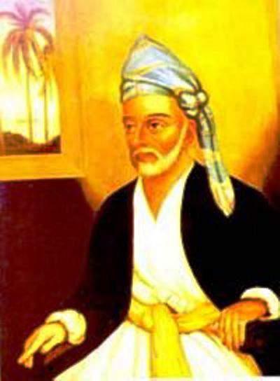 Sayyed Sa'id bin Sultan, Imam and Sultan of Oman, Muscat and Zanzibar
