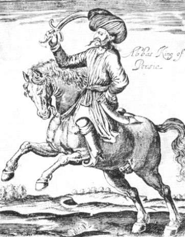 Shah Abbas I of Persia