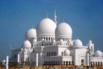 Sheik Zayed bin Sultan al-Nahyan Mosque