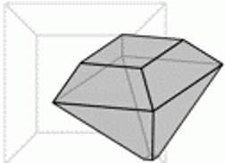 Table Cut Diamond