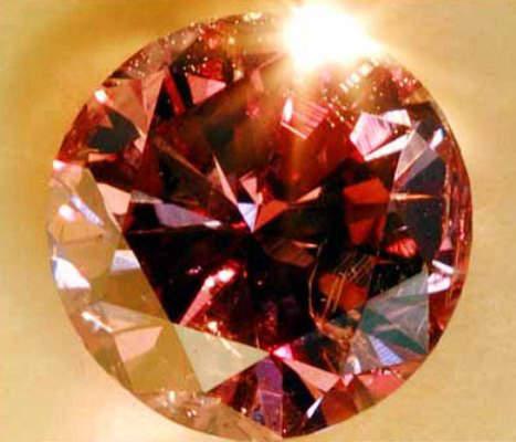 The Supreme Purple Star Diamond