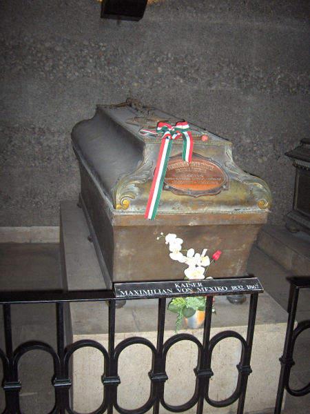 Tomb of Emperor Maximilian