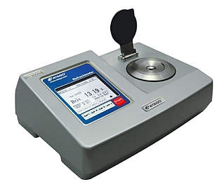 Modern Digital Laboratory Refractometer
