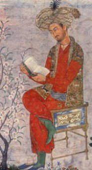 Emperor Barbur,I st Moghul Emperor of India