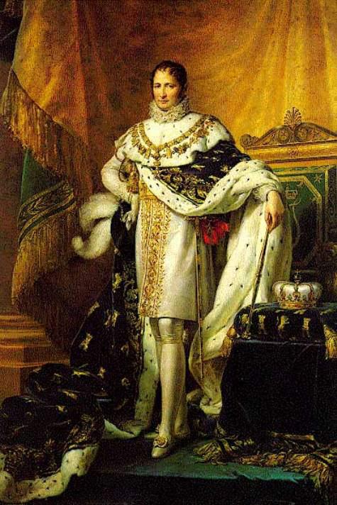 Joseph Bonaparte, elder brother of Napoleon Bonaparte