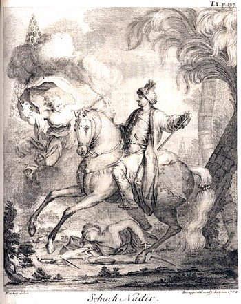 Nadir Shah ,Iranian King and Emperor