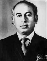 Zulfikar Ali Bhutto (1928-1979)